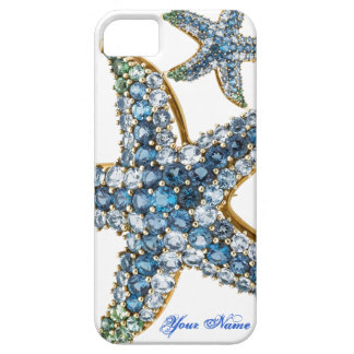 Caso de Iphone de la bisutería de los diamantes Funda Para iPhone SE/5/5s