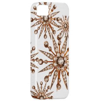 Caso de Iphone de la bisutería del vintage de Funda Para iPhone SE/5/5s