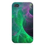 Caso de Iphone de la conjetura de Bioplasmic iPhone 4/4S Carcasas