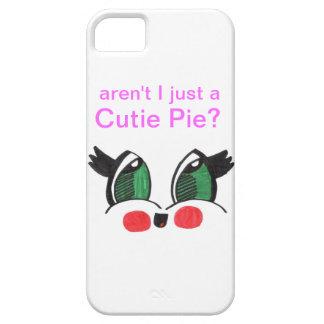 Caso de IPhone de la empanada de Cutie iPhone 5 Fundas