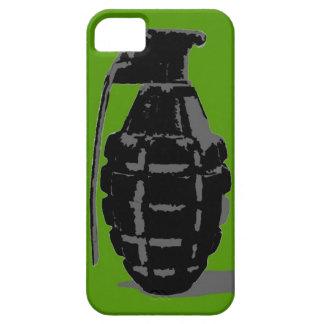 Caso de Iphone de la granada de la piña iPhone 5 Funda