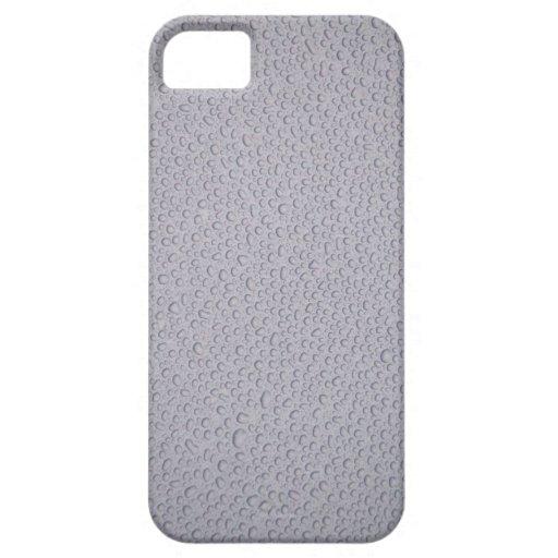 Caso de Iphone de la lluvia Funda Para iPhone 5 Barely There