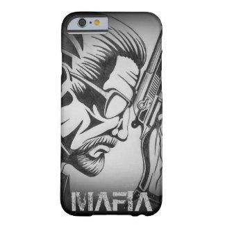 Caso de Iphone de la mafia Funda Para iPhone 6 Barely There