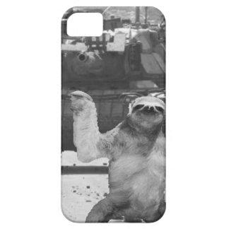 Caso de Iphone de la pereza iPhone 5 Funda