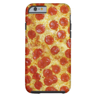 Caso de Iphone de la pizza Funda De iPhone 6 Tough