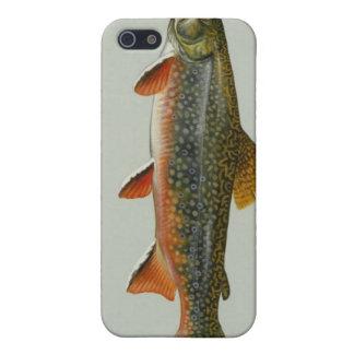 Caso de Iphone de la trucha de arroyo iPhone 5 Carcasas