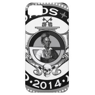 Caso de IPhone de la universidad de los cruces iPhone 5 Case-Mate Protector