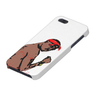 Caso de Iphone de la vida del gamberro iPhone 5 Cárcasas