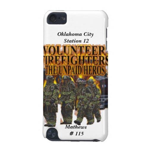 Caso de IPhone de los bomberos
