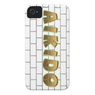 Caso de Iphone del Aikido Case-Mate iPhone 4 Protector