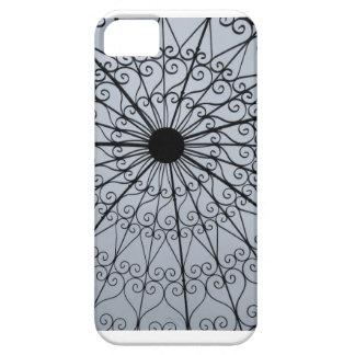 """Caso de Iphone del """"AMOR"""" iPhone 5 Carcasas"""