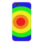 Caso de Iphone del arco iris iPhone 5 Cárcasa
