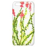 Caso de IPhone del cactus del Ocotillo