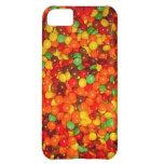 Caso de Iphone del caramelo de M&M