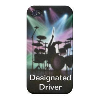 Caso de Iphone del conductor señalado iPhone 4/4S Funda