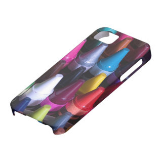 Caso de Iphone del creyón iPhone 5 Carcasa