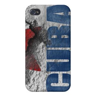 Caso de Iphone del cubano iPhone 4/4S Funda