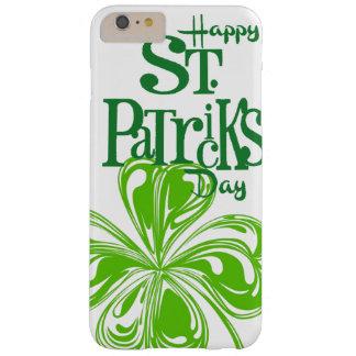 Caso de IPhone del día de St Patrick Funda Barely There iPhone 6 Plus