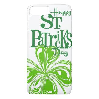 Caso de IPhone del día de St Patrick Funda iPhone 7 Plus