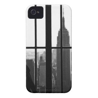 Caso de IPhone del Empire State Building de Nueva iPhone 4 Carcasas