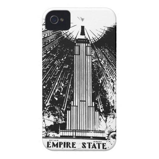Caso de Iphone del estado del imperio iPhone 4 Funda