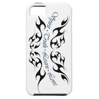 Caso de Iphone del estilo de Tatoo iPhone 5 Case-Mate Carcasas