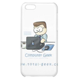 Caso de Iphone del friki del ordenador