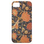 Caso de Iphone del modelo de la materia textil de  iPhone 5 Funda
