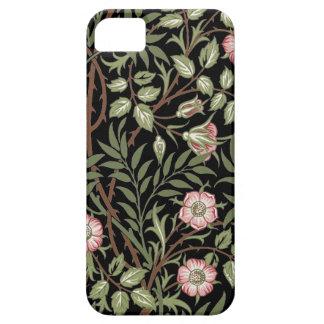 Caso de Iphone del modelo de la materia textil de  iPhone 5 Case-Mate Protector