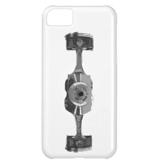 Caso de Iphone del motor del boxeador Funda Para iPhone 5C