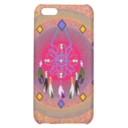 Caso de Iphone del nativo americano