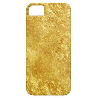 Caso de Iphone del oro iPhone 5 Carcasas