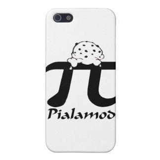 Caso de Iphone del símbolo del pi iPhone 5 Carcasas