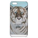 Caso de Iphone del tigre