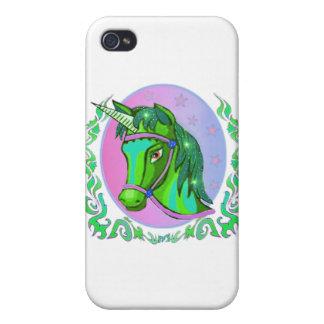 Caso de Iphone del unicornio iPhone 4 Coberturas
