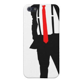Caso de Iphone - estilo de la mafia iPhone 5 Funda