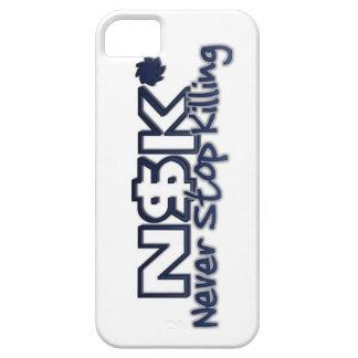 caso de iPhone/iPad - blanco iPhone 5 Carcasas
