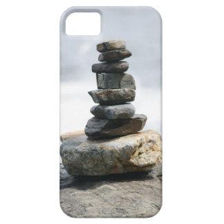 caso de iPhone/iPad con las rocas del mojón iPhone 5 Case-Mate Cobertura