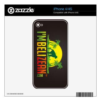CASO DE IPHONE iPhone 4S SKINS