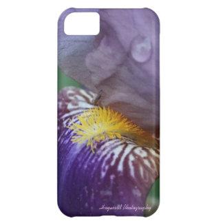 Caso de Iphone (la colección de la flor)