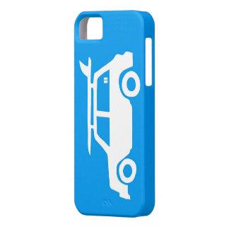 Caso de IPhone, persona que practica surf, iPhone 5 Case-Mate Cobertura