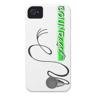 Caso de Ipnone 4 Boundage iPhone 4 Case-Mate Cárcasa