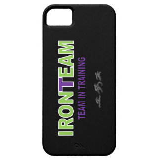 Caso de IronTeam Iphone 5 Barely There iPhone 5 Protector