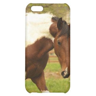 Caso de itinerancia del iPhone del caballo de la p