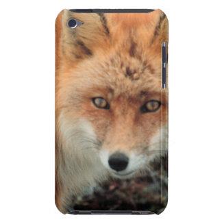 Caso de iTouch de la especie del Fox iPod Touch Case-Mate Carcasas