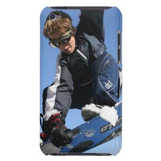 Caso de iTouch de la snowboard del adolescente iPod Touch Case-Mate Funda