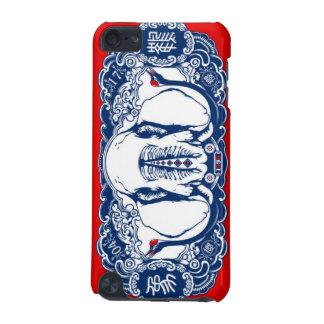 caso de iTouch del 象鶴 Carcasa Para iPod Touch 5