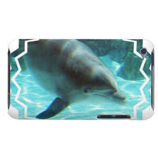 Caso de iTouch del delfín común iPod Case-Mate Coberturas