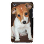 Caso de iTouch del perro de perrito de Jack iPod Case-Mate Protector
