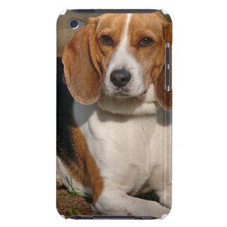 Caso de iTouch del perro del beagle Case-Mate iPod Touch Cárcasas
